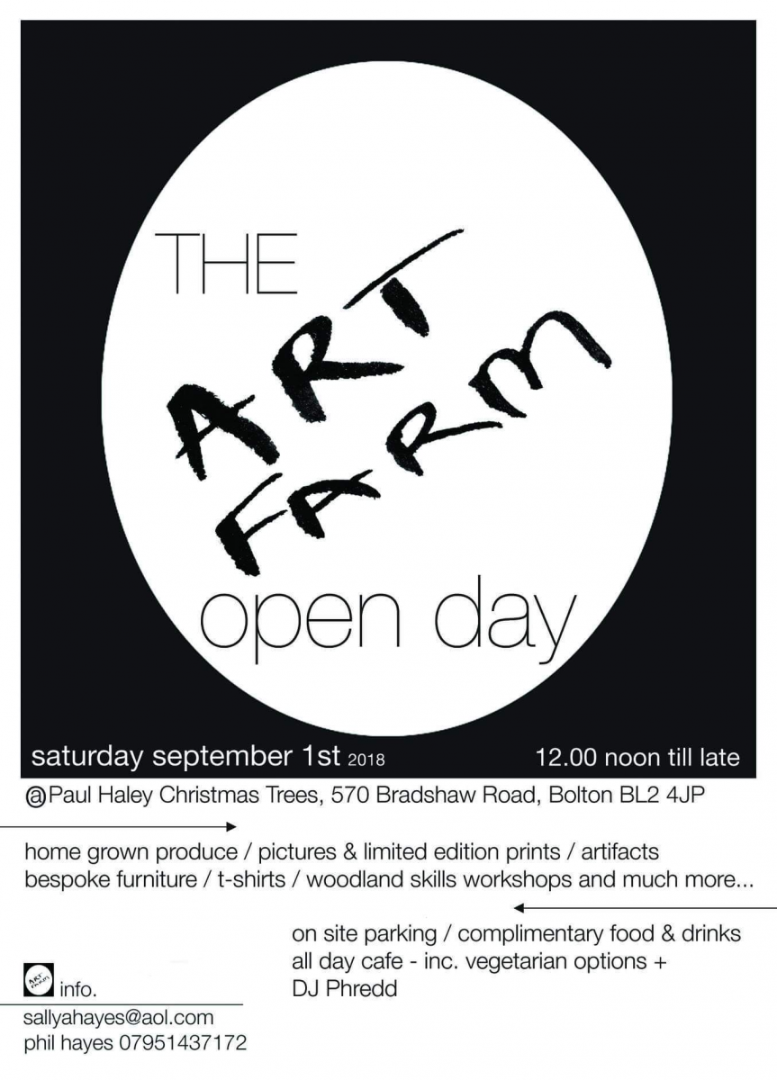 Art Farm Open Day | Bolton CVS